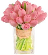 PLEASANTLY PINK BOUQUET in Rockville, MD | ROCKVILLE FLORIST & GIFT BASKETS