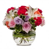 Potpourri of Roses Arrangement