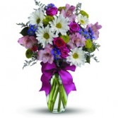 Pretty Please Bouquet TEV12-4A Mother's Day
