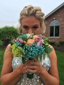 Prom2 Hand Tied Bouquet