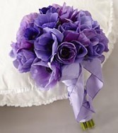 PURPLE PASSION WEDDING