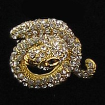 Python Ring (Gold) Jewellery