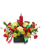 UNITY & TRADITION CENTERPIECE in Holiday, FL | SKIP'S FLORIST & CHRISTMAS HOUSE