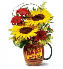 Root Beer Mug Father's Day