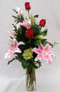 Scented Elegance Vase Arrangement  in Milwaukie, OR | MARY JEAN'S FLOWERS & GIFTS