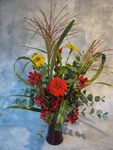 'Season of Flowers' Flower of the Month Club 3, 6 or 12 Monthly Bouquets