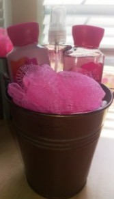 Small Pamper Bucket Mother's Day