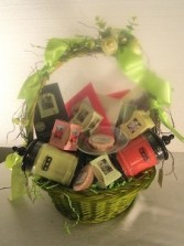 SOMETHING SPECIAL Custom Gift Basket