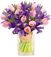SPRING PLEASURES BOUQUET in Rockville, MD | ROCKVILLE FLORIST & GIFT BASKETS