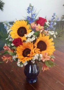 Summer Surprise Arrangement