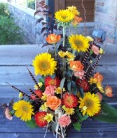 Sunflower Fall P2P Exculsive Design