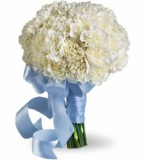 Sweet White Bouquet Hand Tied Bouquet