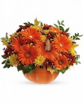 Country Pumpkin by Teleflora
