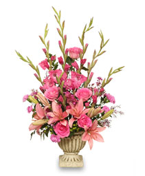 TENDER TRIBUTE Sympathy Arrangement