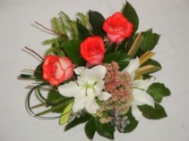 TERA E SOL -   Fresh Floral Flower Designs,   Welcome To Your New Home Flowers Prince George BC   Welcome Home Flowers Prince George BC