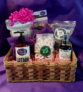 Sweets and Spa  Gift Basket in Bluffton, SC | BERKELEY FLOWERS & GIFTS