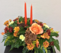 Thankful Harvest Oblong Centerpiece