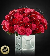 The FTD® Blushing Extravagance™ Luxury Bouquet by