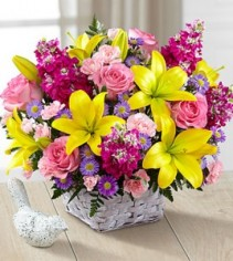 The FTD Bright Lights Bouquet
