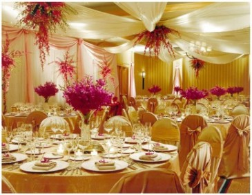 The Golden Orchid Ball