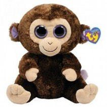 Ty Beanie Boos Coconut the Monkey Large