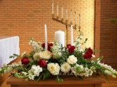 Unity Candle Arrangements Fresh Flowers