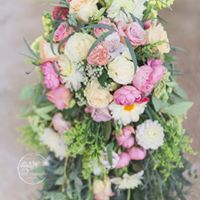 Not for the Faint of Heart Vintage Wedding Bouquet