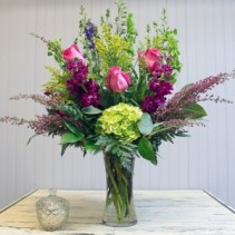 Walk In The Garden  Vase Arrangement