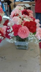 Wedding Arrangment