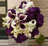 Wedding Hand Held Bouquets Fresh/Silk Flowers