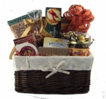Welcome Wagon Basket