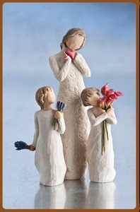 Willow Tree  Collectible Figurative Sculptures