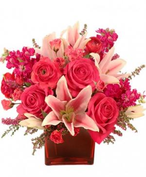 WOW Factor! Arrangement in Morgantown, IN | CRITSER'S FLOWERS AND GIFTS