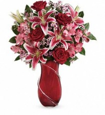 Wrapped with Passion Bouquet
