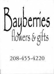 BAYBERRIES FLORAL