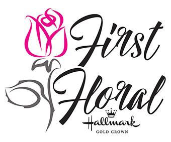 FIRST FLORAL HALLMARK