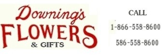 DOWNING'S FLOWERS & GIFTS
