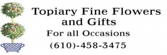 TOPIARY  FINE FLOWERS  & GIFTS FOR ALL OCCASIONS