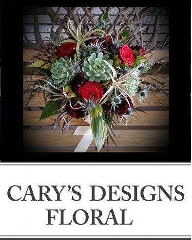 CARY'S DESIGNS FLORAL & GIFT SHOP
