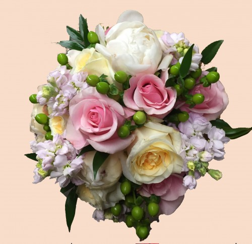 Bridal Bouquet by Powell Florist